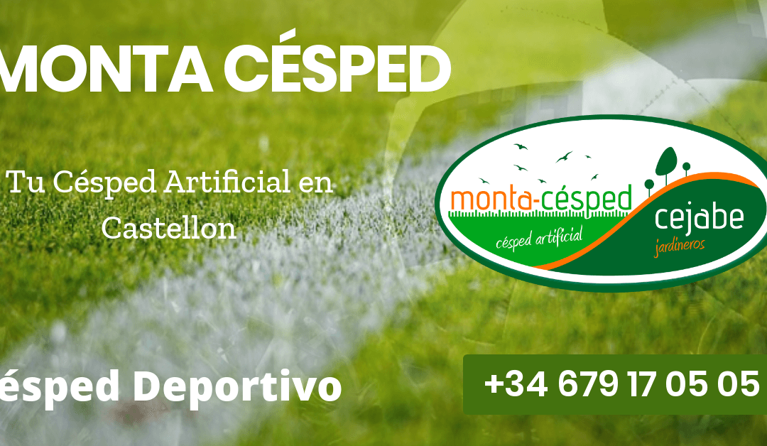 Césped deportivo | Césped Artificial