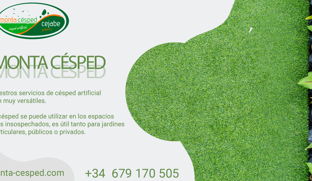 Césped Artificial en Castellon